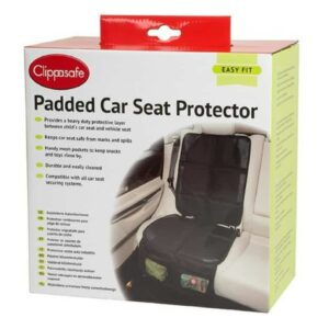 Padded Car Seat Protector